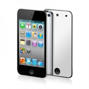 Зеркальная защитная пленка для iPod Touch 4