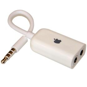 Аудио разветвитель Apple 3.5 mm Audio Splitter