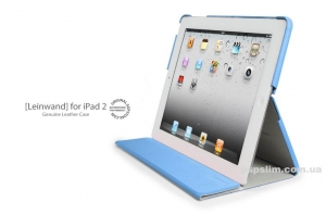 SGP Leinwand Series Tender Blue для iPad 2