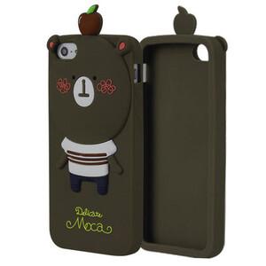 Купить 3D чехол Momo's Bear для iPhone 5/5S/SE