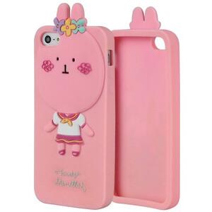 Купить 3D чехол Momo's Rabbit для iPhone 5/5S/SE