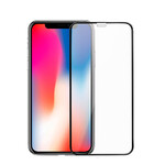 Защитное 3D стекло oneLounge SilicolEdge для iPhone 11/XR
