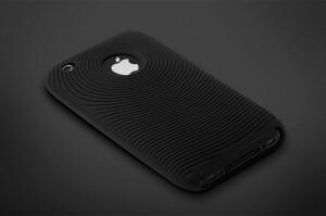 Силиконовый чехол Colors для iPhone 3G/3GS