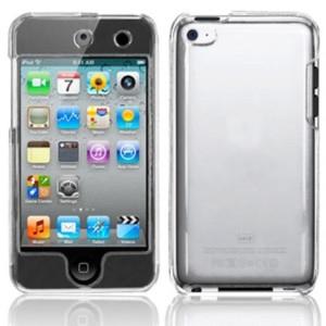 Прозрачный чехол для iPod Touch 4G