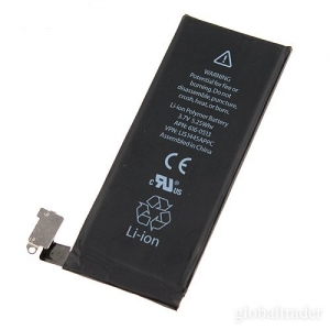 Купить Батарея Li-Ion 3.7V для iPhone 4