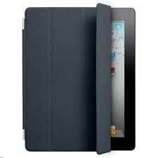 Купить Чехол Apple Smart Cover Dark Grey для iPad 2