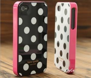 Купить Kate Spade NY Hardshell Polka для iPhone 4/4S