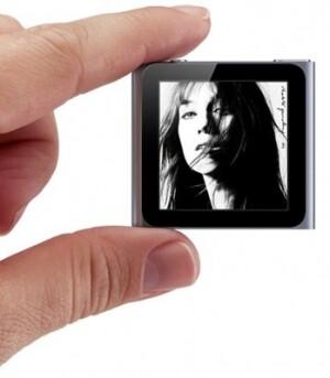 Apple iPod nano 6g 8GB