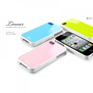 Купить SGP Linear Color Series для iPhone 4/4S