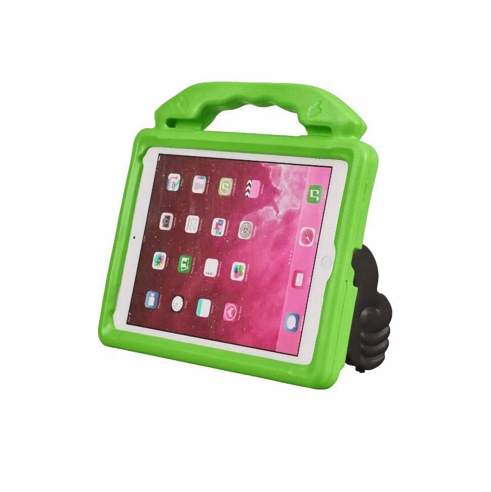"Детский чехол iLoungeMax Kids Stable Green для iPad 9.7"""