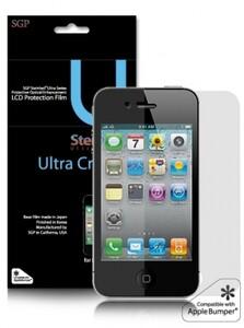 Купить SGP EX Ultra Crystal Steinheil для iPhone 4/4S