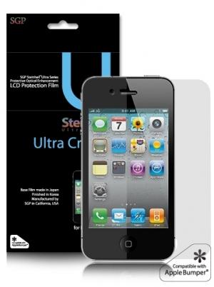 SGP EX Ultra Crystal Steinheil для iPhone 4/4S