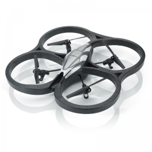 Квадрокоптер Parrot AR Drone для iPhone, iPad, iPod touch
