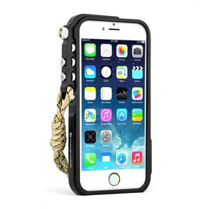 Купить Металлический бампер 4thdesign TRIGGER Tactical Edition для iPhone 5/5S/SE