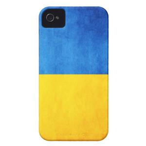 Купить Чехол Bart Maidan с флагом Украины для iPhone 4/4S