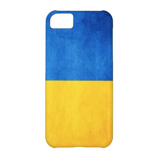 Чехол Bart Maidan с флагом Украины для iPhone 5C