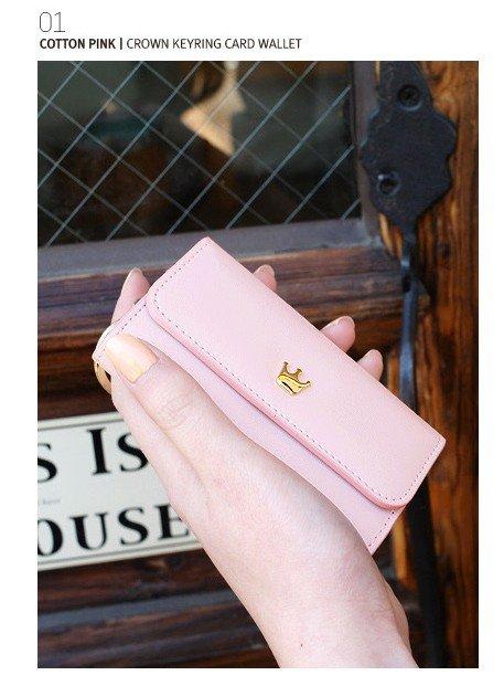 Женский кошелек Crown для iPhone, iPod Touch