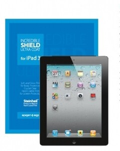 Купить SGP Incredible Shield Ultra Coat для iPad 3
