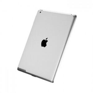SGP Premium Cover Skin White Carbon для iPad 4/3