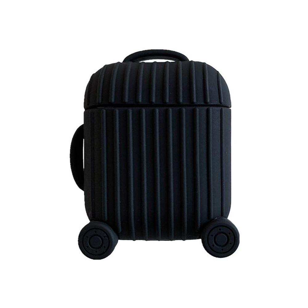 Купить Чехол oneLounge Cute Suit Case Black для AirPods 1   2
