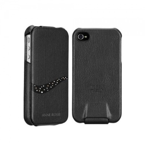 Купить SGP Anne Rossi Series Twilit Black для iPhone 4/4S