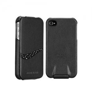 SGP Anne Rossi Series Twilit Black для iPhone 4/4S