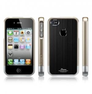 "SGP Linear ""Blitz"" series Black для iPhone 4/4s/CDMA"