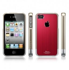 "Купить SGP Linear ""Blitz"" series Red для iPhone 4/4s/CDMA"