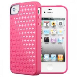 SGP Modello Series Italian Pink для iPhone 4/4S