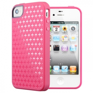 Купить SGP Modello Series Italian Pink для iPhone 4/4S