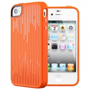 SGP Modello Series Tangerine Tango iPhone 4/4S