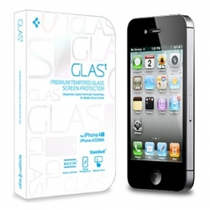 Купить SGP Защитное стекло GLAS t для дисплея iPhone 4/4S