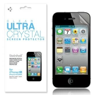 SGP Steinheil Ultra Crystal для iPhone 4/4S