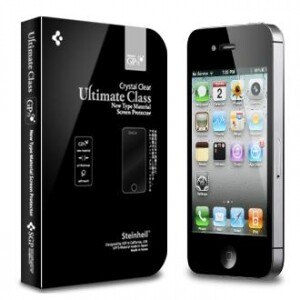 SGP Steinheil Ultra Ultimate Class Crystal для iPhone 4/4S