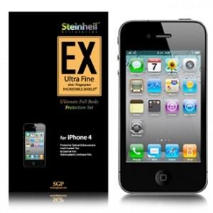 SGP STEINHIEL EX Ultra Fine для iPhone 4/4S