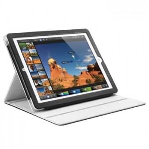 SGP Folio S Series Black для iPad 4/3