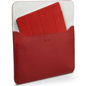 SGP illuzion Sleeve Series Dante Red для iPad 4/3