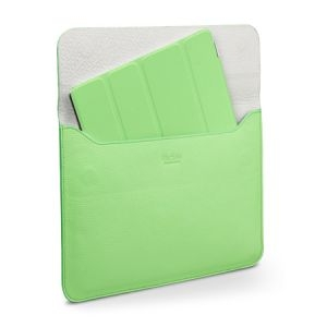 SGP illuzion Sleeve Series Lime для iPad 4/3