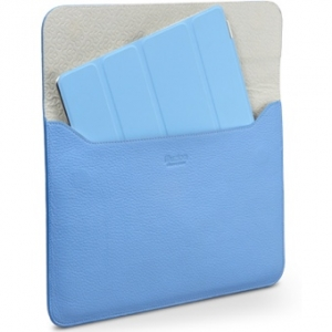 SGP illuzion Sleeve Series Tender Blue для iPad 4/3