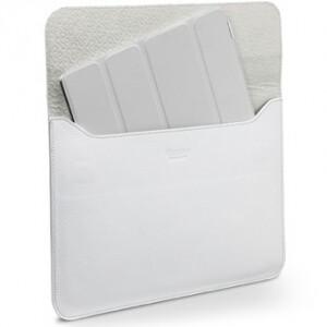SGP illuzion Sleeve Series White для iPad 4/3