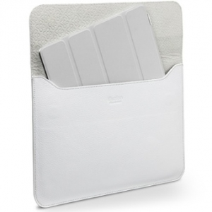 SGP illuzion Sleeve Series White для iPad 4/3