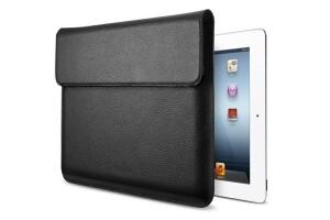 SGP Sleeve Series Black для iPad 4/3