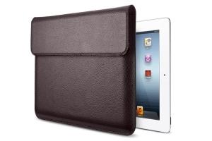 Купить SGP Sleeve Series Brown для iPad 4/3