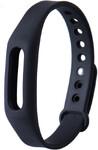 Черный ремешок для фитнес-браслета Xiaomi Mi Band Pulse 1S