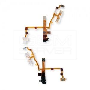 Шлейф с коннектором наушника для iPhone 3G