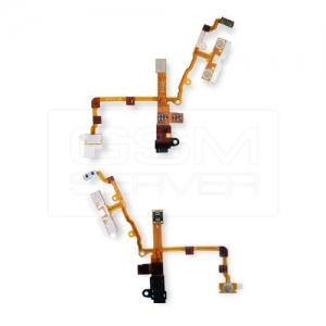 Купить Шлейф с коннектором наушника для iPhone 3G