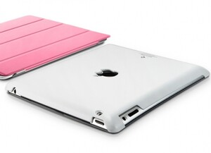 Купить SGP Hard Case Harmonie Series White для iPad 2