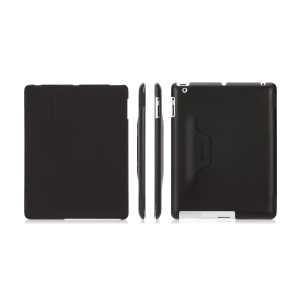 GRIFFIN IntelliCase Black для iPad 3