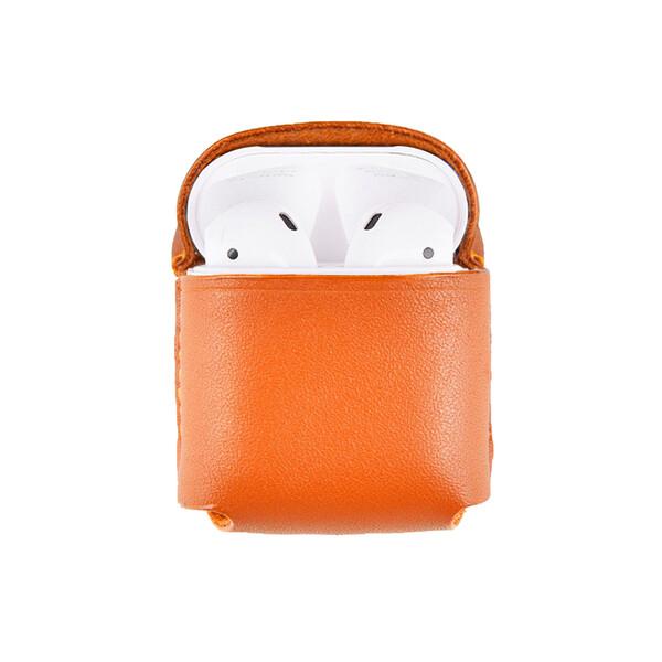 Чехол WIWU iLux Brown для Apple AirPods 1 | 2