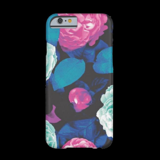 Чехол BartCase Flowers для iPhone